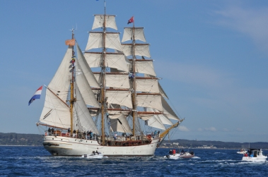One of the Tall Ships