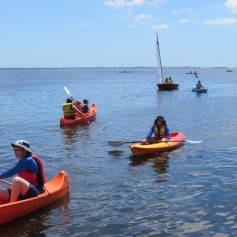 A Discover Sailing Day at the Clubhouse