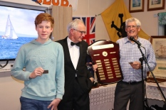 Irwin Trophy third place goes to Tintagel