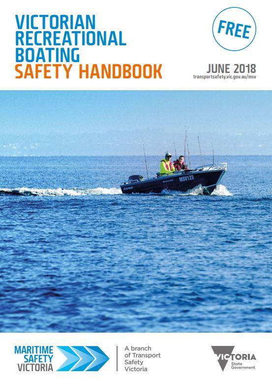 Safety handbook Maritme Safety Victoria