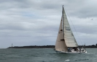 Sundance in Lonsdale Bight during Ray Maki 3 on 16/11/19